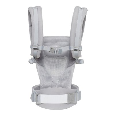 Porte-bébé physiologique adapt cool air mesh gris perle Ergobaby