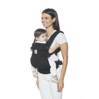 Porte-bébé physiologique 4 positions 360 noir Ergobaby