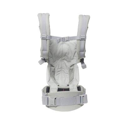 Porte-bébé physiologique omni 360 gris Ergobaby