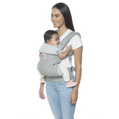 Porte-bébé physiologique 4 positions 360 gris perle Ergobaby