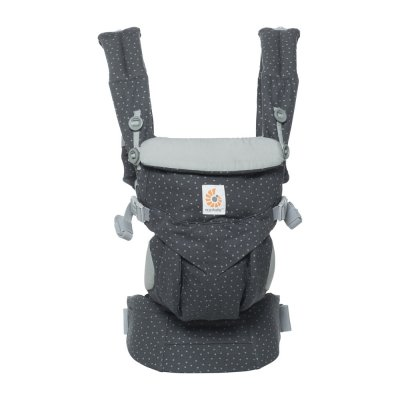 Porte-bébé physiologique omni 360 gris étoilé Ergobaby