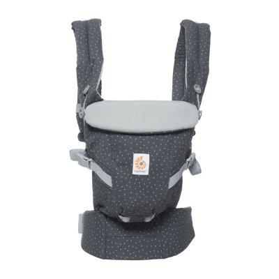 Porte-bébé physiologique adapt gris étoilé Ergobaby