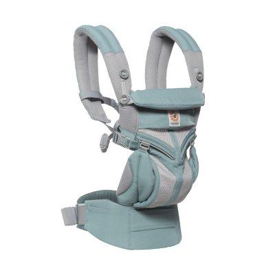 Porte-bébé physiologique omni 360 mesh menthe Ergobaby