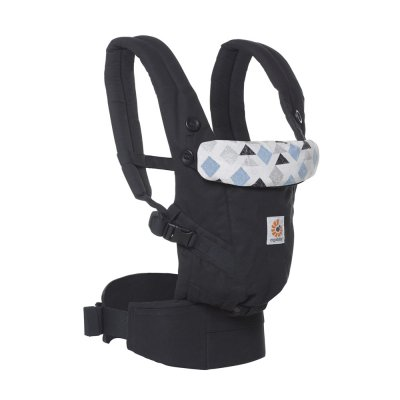 Porte-bébé physiologique adapt triple triangles Ergobaby