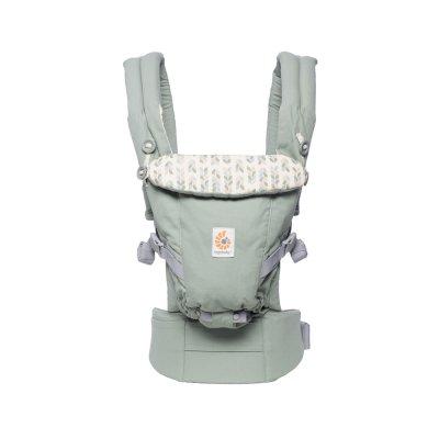 Porte-bébé physiologique adapt vert sauge Ergobaby