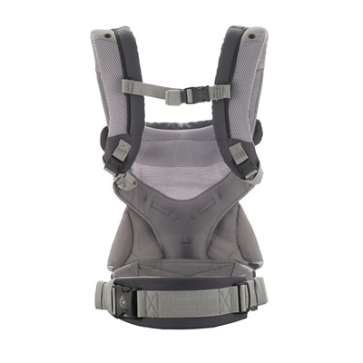 Porte bébé physiologique 4 positions 360 cool air Ergobaby