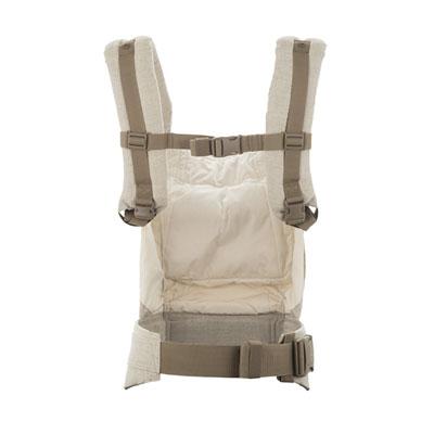 Porte bébé physiologique original lin Ergobaby