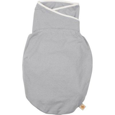 Couverture bébé d'emmaillotage micro-aérée souris Ergobaby