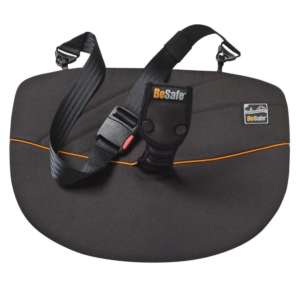 ceinture de s curit grossesse noir de besafe en vente chez cdm. Black Bedroom Furniture Sets. Home Design Ideas