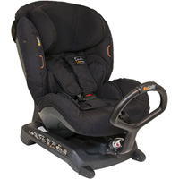 Siège auto izi kid isofix x3 fresh black cab - groupe 0+/1