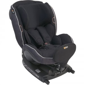 Siège auto izi kid i-size x2 midnight black groupe 0+/1