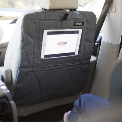Double protection pour dossier de siège et écran Besafe