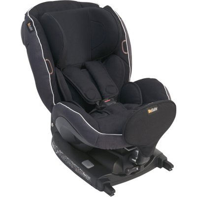 Siège auto izi kid i-size x2 midnight black groupe 0+/1 Besafe