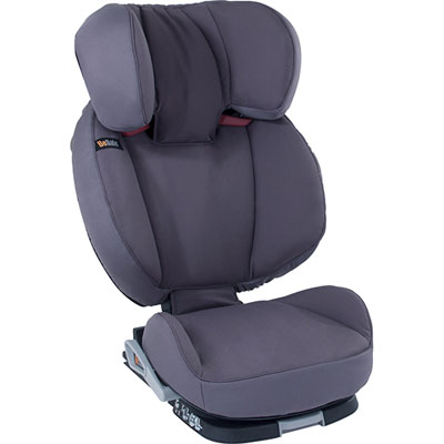 Siège auto izi up x3-fix lava grey - groupe 2/3 Besafe