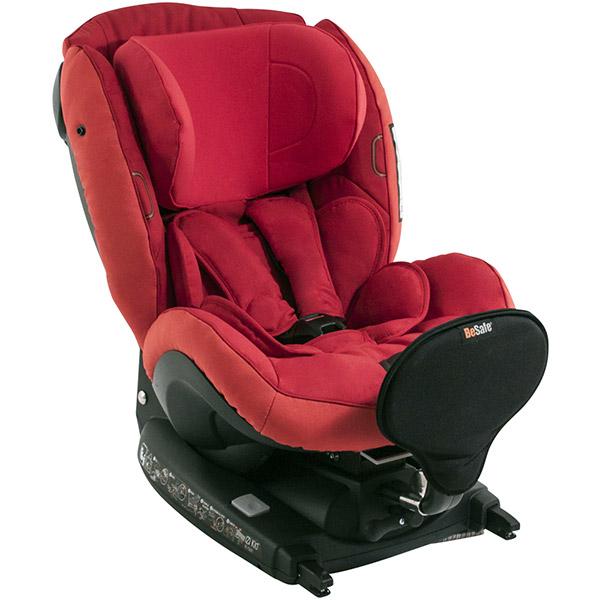 Siège auto izi kid i-size x2 rubi red - groupe 0+/1 Besafe