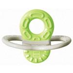 Mini anneau de dentition phase 1 + boite de stérilisation vert