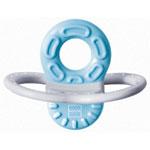Mini anneau de dentition phase 1 + boite de stérilisation bleu