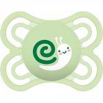 Sucette perfect 0-6 mois silicone escargot