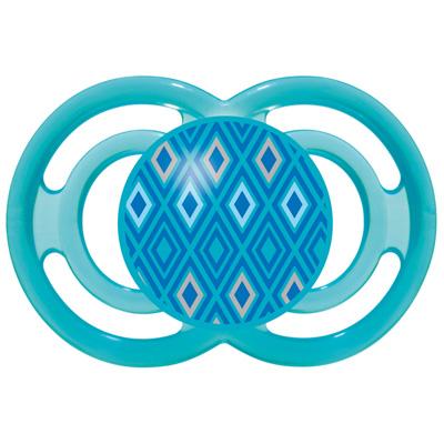 Mam Sucette perfect 18 mois+ silicone bleu
