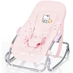 Transat bébé babyrocker collection hello kitty pas cher