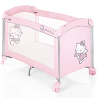 Lit parapluie dolce nanna plus collection hello kitty