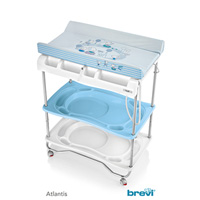 Table a langer avec baignoire brevi pas ch re 20 sur for Table a langer atlantis