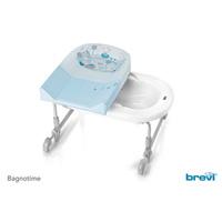 Combiné baignoire table à langer bagnotime bébés ciel