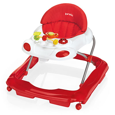 Trotteur bébé speedy rouge Brevi