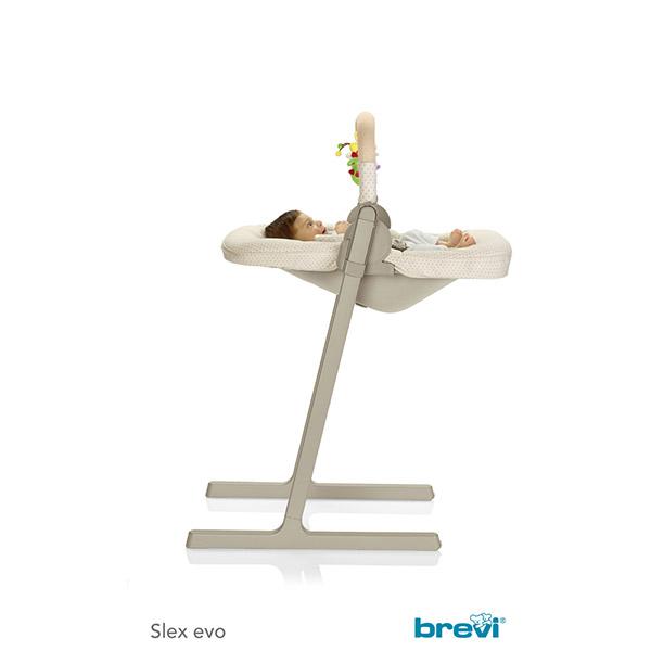 soldes nacelle transat arceau de jeux pour chaise haute evo slex beige 35 sur allob b. Black Bedroom Furniture Sets. Home Design Ideas