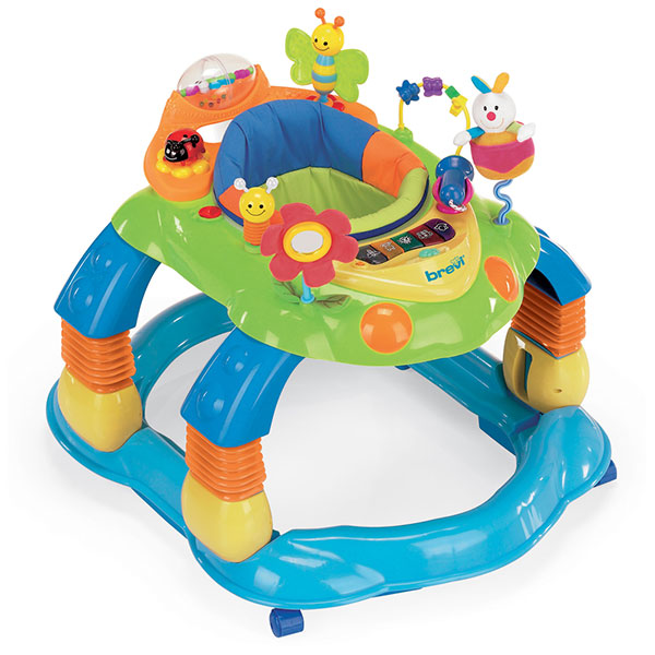 Trotteur bébé 3 en 1 giocagiro Brevi