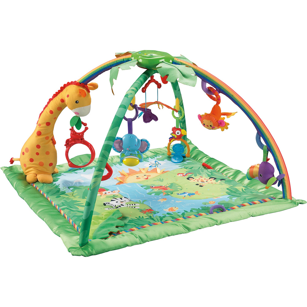 Fisher price Tapis du0026#39;u00e9veil de la jungle