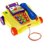 Jouets d'éveil bébé téléphone j'apprends à compter pas cher