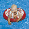 Bouee swimtrainer 3 mois a 4 ans rouge First swimtrainer
