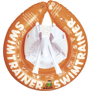 Bouée swimtrainer orange 2-6 ans