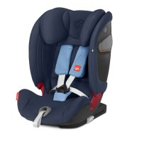 Siège auto everna-fix night blue/navy blue - groupe 1/2/3