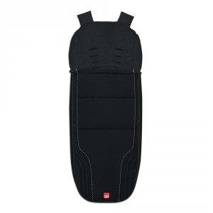 Chanceliere pour poussette black/black