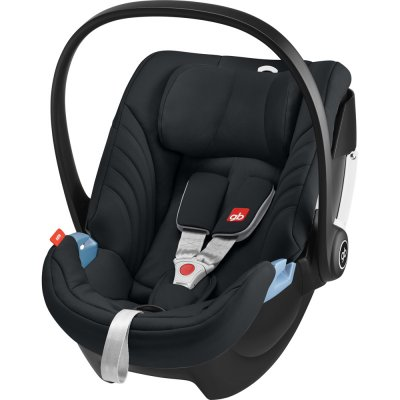 Siège auto artio satin black/black - groupe 0+ Gb