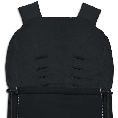 Chanceliere pour poussette black/black Gb