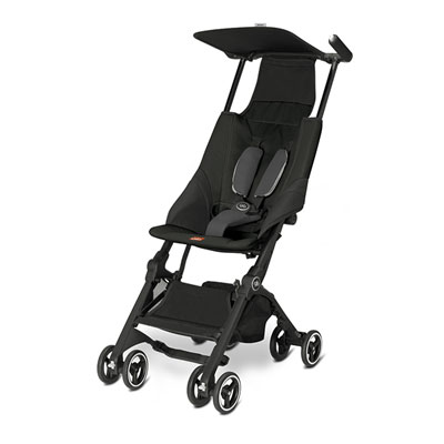 Poussette canne pockit black Gb
