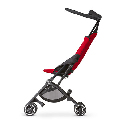 Poussette canne pockit red Gb