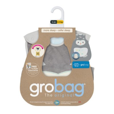 Gigoteuse grobag ollie la chouette 6-18 mois The gro company