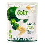 Plat bébé brocolis quinoa ricotta pas cher