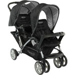 Poussette double stadium duo sport luxe
