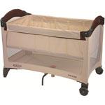 Lit pliant bébé roll a bed 60 x120 cm gabi pas cher