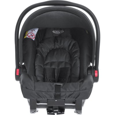 Siège auto snugride r44 midnight black - groupe 0+ Graco
