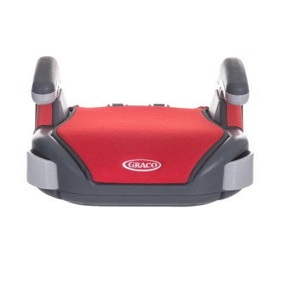 Rehausseur auto booster red - groupe 3 Graco