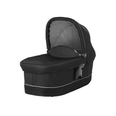 Pack poussette trio evo black grey Graco