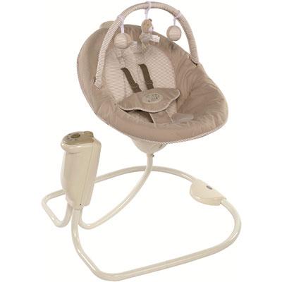 Balancelle bébé snuggleswing benny & bell Graco
