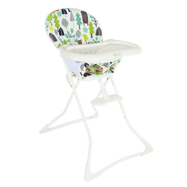 chaise haute b b tea time bear trail 30 sur allob b. Black Bedroom Furniture Sets. Home Design Ideas
