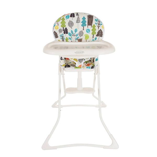 Chaise haute bébé tea time bear trail Graco